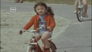 1977  : reportage dans un camping de la Côte d'Opale