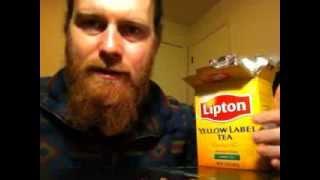 Lipton Yellow Label Tea Review