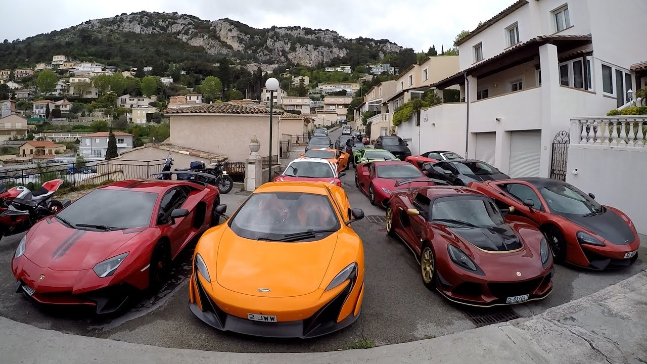 Ultimate Supercar Driveway Youtube