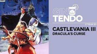 Gintendo Stream #20: Castlevania III [Famicom version]