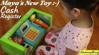 Toys for Girls: Unboxing Maya