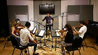 Journey of the Wind - Recording Session - Karim Younis