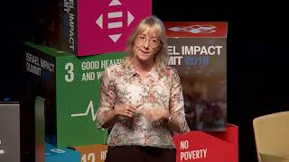 2019 Israel Impact Summit - Marisa Drew