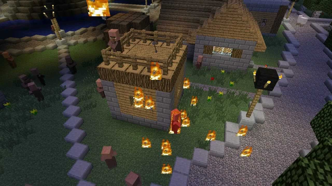 Minecraft villagers story youtube minecraft villagers story sciox Images