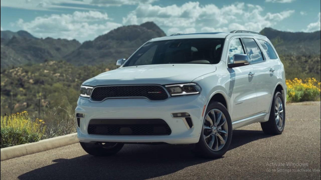 2021 Dodge Durango Citadel delivering many premium ...
