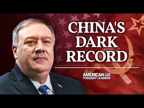 Exclusive: Sec Mike Pompeo: China's Communist Party Is 'Inside the Gates' | American Thought Leaders