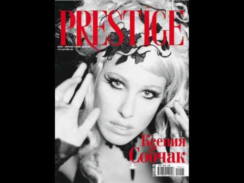 PRESTIGE Magazine EXCLUSIVE With KSENIYA SOBCHAK Part 2