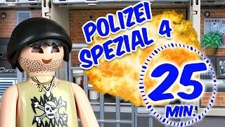 ⭕ PLAYMOBIL Polizei Special - Karlchen Knack im Glück - Pandido TV