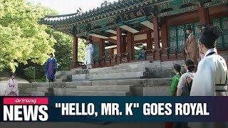 Hello, Mr. K  Cultural performances for international students in Korea