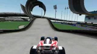 Space Gran Prix Version 1 - TrackMania