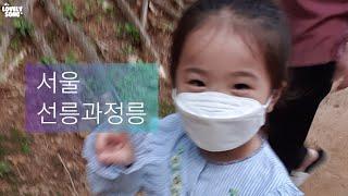서울선릉과정릉에 갔다 왔어요