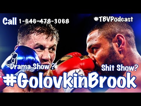 Gennady Golovkin vs. Kell Brook Who's The Businessman Now ??