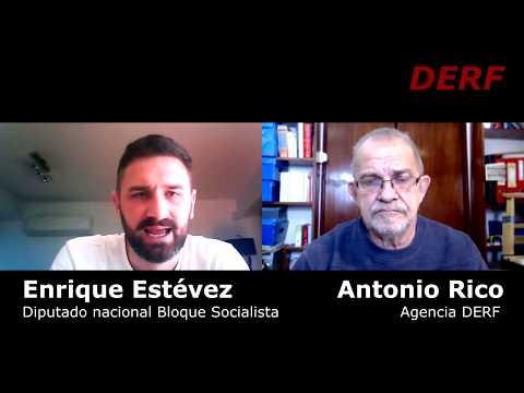 Enrique Estévez: Más que nunca