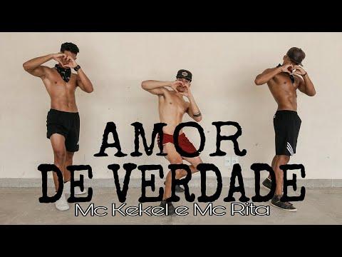 Amor de Verdade - Mc Kekel e Mc RitaCoreografia DH Dance