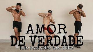 Baixar Amor de Verdade - Mc Kekel e Mc Rita|Coreografia DH Dance