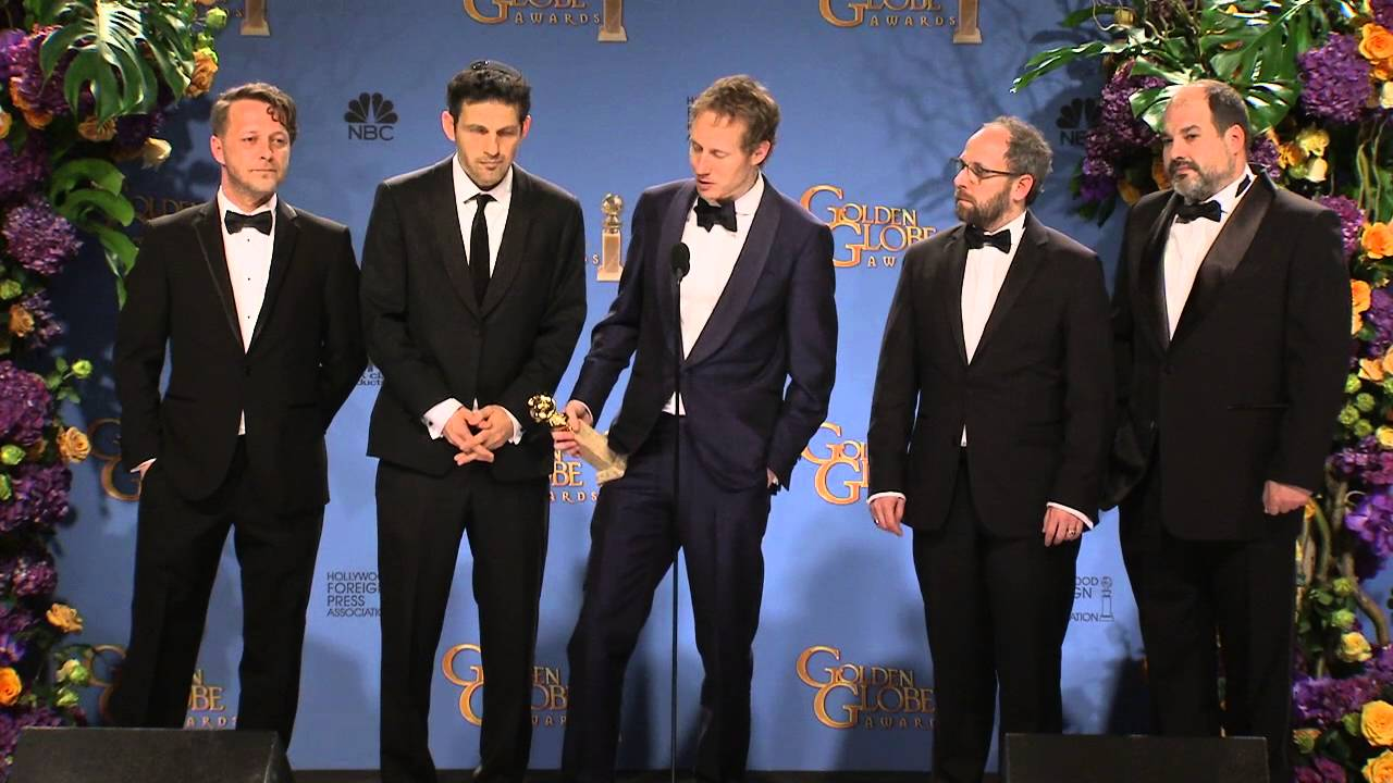 Son of Saul: Golden Globe Awards Backstage Interview (2016)