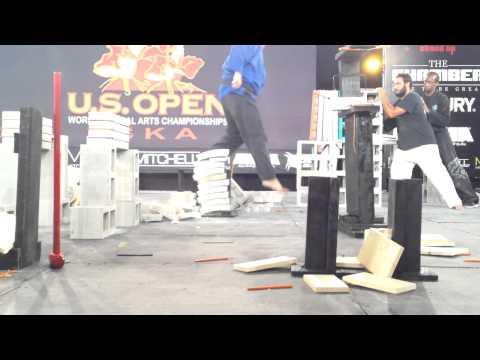Nick Zambri Creative US Open ISKA 2014