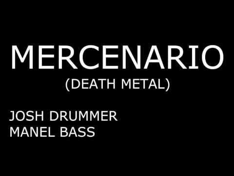 MERCENARIO DEATH METAL