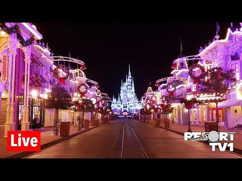 🔴Live: Magic Kingdom 1080p Special Live Stream Part Two - 1-4-19 - Walt Disney World - 동영상