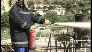 Brigada contra incendios (BCI)
