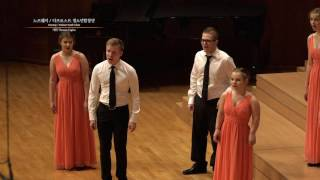 Bruremarsj by Jan Magne Førde - Defrost Youth Choir, Cond. Thomas Caplin