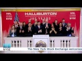 Halliburton Company (NYSE: HAL) Rings the NYSE Opening Bell