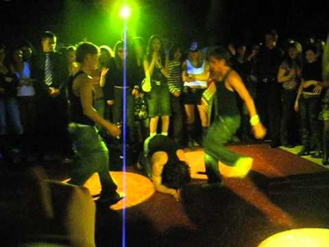 Глеб Романенко на вечеринке Яратам (экс Кунак) в Узурпаторе 2007г. часть 2