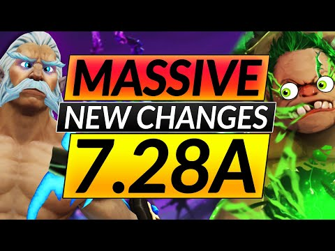 The Best Carry Hero Of The New 7 28a Patch Insane Tips For Monkey King Dota 2 Guide Youtube