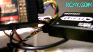 rc4y fy41ap how to install and connection cable fy41ap