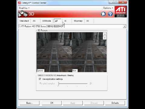 how to download ati catalyst control center
