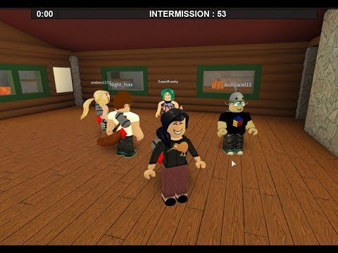 The Glitching Hacker! Roblox Flee The Facility