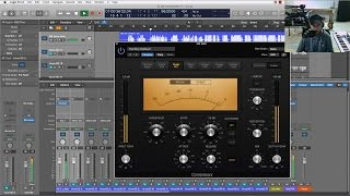 Mixing R&B Vocals with Logic Pro Stock Plugins