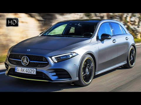 2019 mercedes benz a class a250 amg line edition design overview drive hd youtube. Black Bedroom Furniture Sets. Home Design Ideas