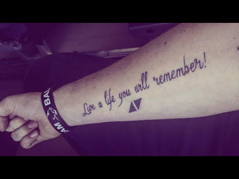 LIVE A LIFE YOU WILL REMEMBER ! - YouTube