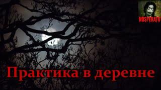 Истории на ночь - Практика в деревне