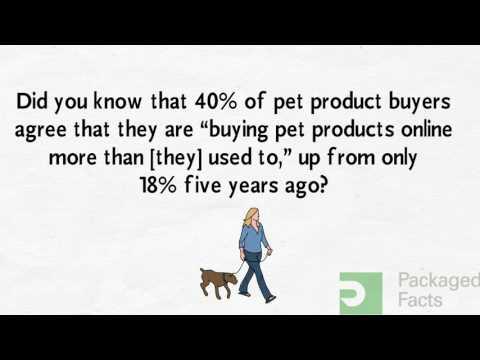 U S  Pet Market Outlook, 2017-2018 : Market Research Report