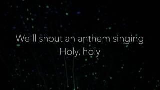 Glory to glory - Bethel Music - Piano Version (Karaoke with lyrics)