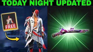 today night updated free bundle new events in free fire store gaming