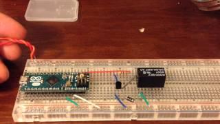 Arduino: Solenoid Valve