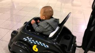 my boy king cruising down the street in his 64