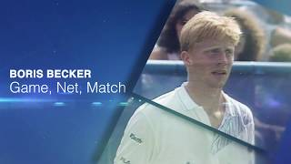50 Moments That Mattered: Boris Becker Survives and Wins the 1989 US Open Tennis