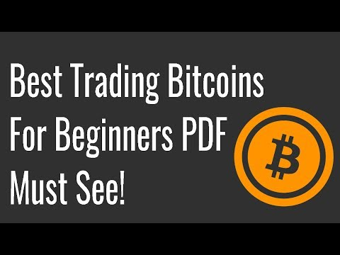 Best Trading Bitcoins For Beginners PDF Must See!