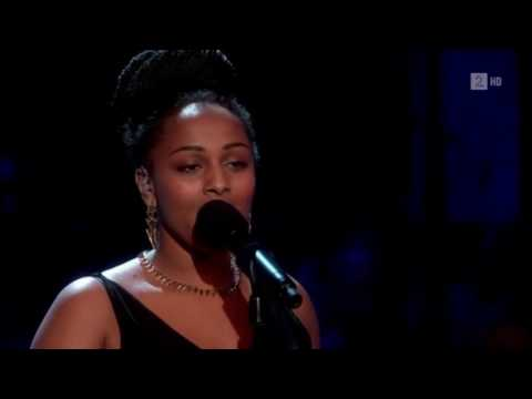 Makeda Dyhre vs Geirmund Hansen   Beneath Your Beautiful Battle Round The Voice Norway 2013