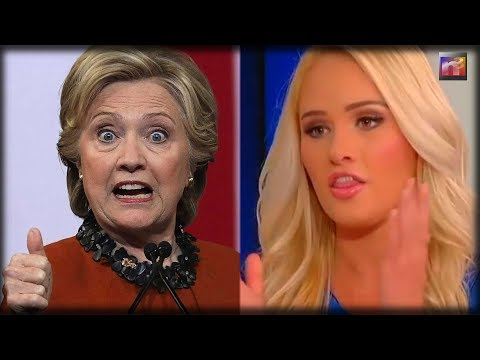 Watch Tomi Laren SLAM Hillary After Clinton's Favorability Hits An All-Time Low