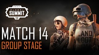 FACEIT Global Summit - Day 3 - Group Stage - Match 14 (PUBG Classic)