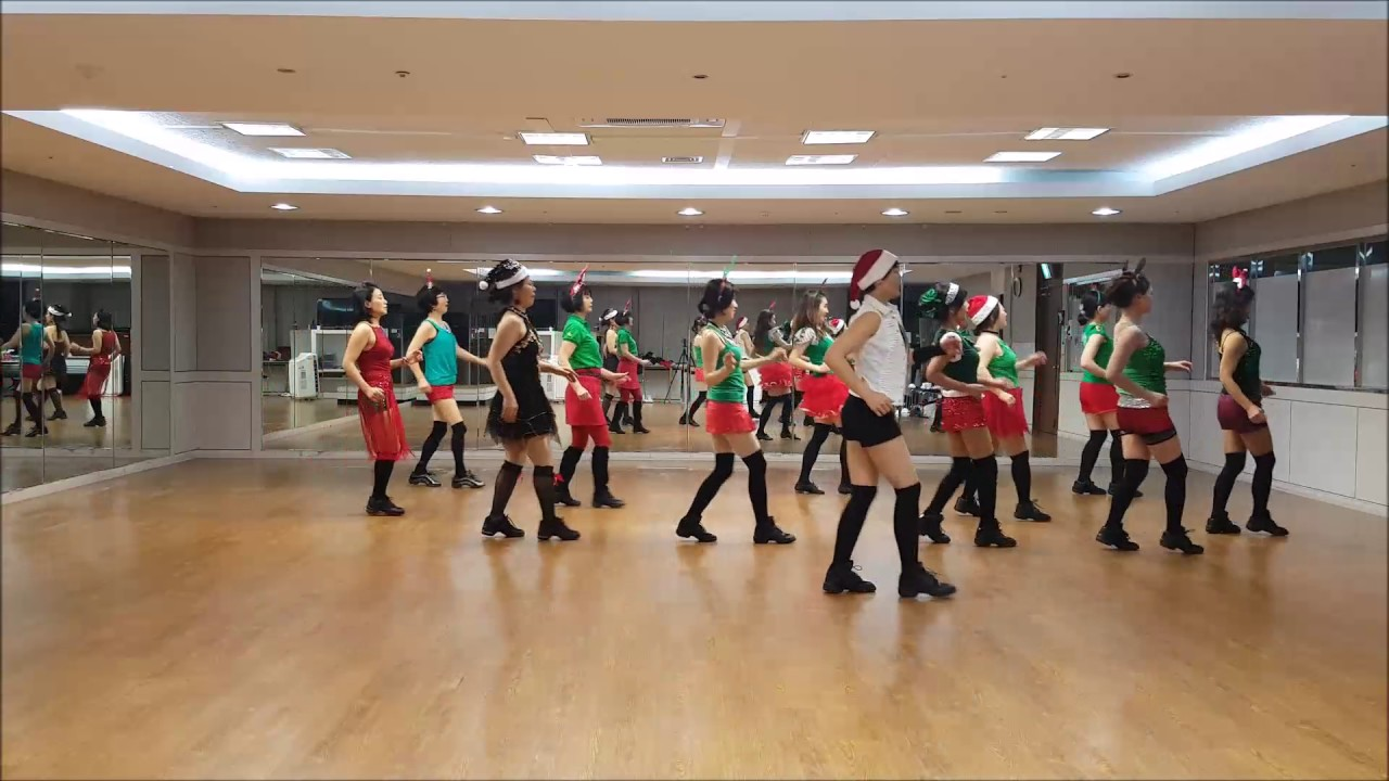 Download Jingle Bell Rock(AB) Line Dance(Beginner Level)