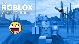 ROBLOX | WINTER GAMES! | EVENT | How to get the SKI PACK! (2017)