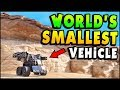 Crossout - WORLD'S SMALLEST VEHICLE! So Funny (Crossout Gameplay & My One Punch Build)