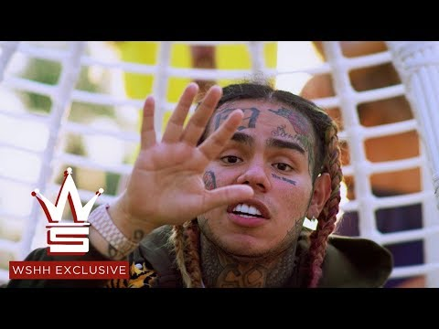 Rarri featuring 6ix9ine  Bozoo  (WSHH Exclusive - Official Music Video)