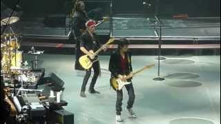The Rolling Stones - Start Me Up @ O2 Arena London 25/11/12